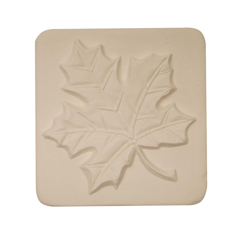 Delphi Studio Maple Leaf Impression Tile