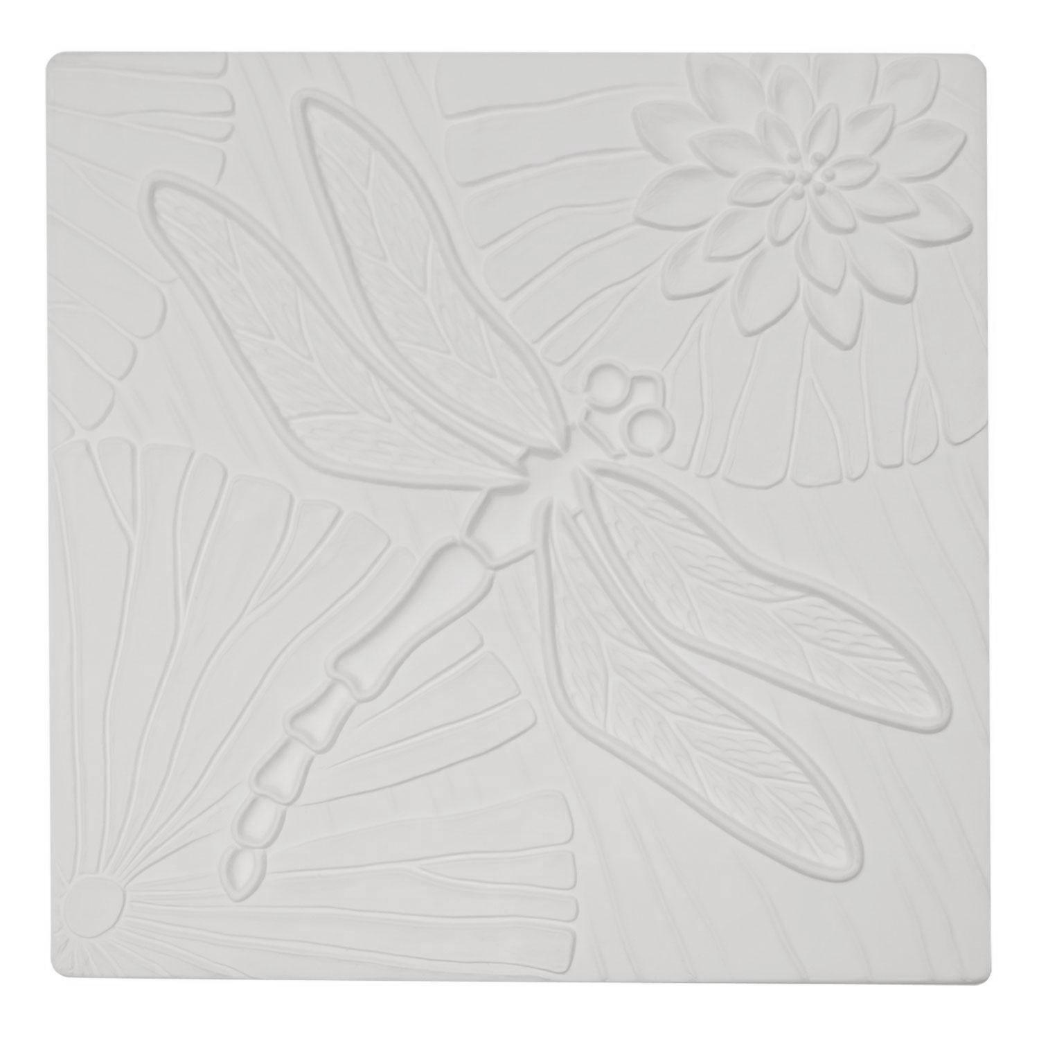 Dragonfly Picture Texture Mold