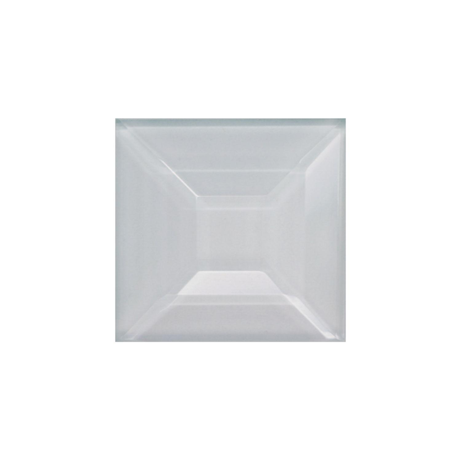 1 Square Double Bevel - Box of 90