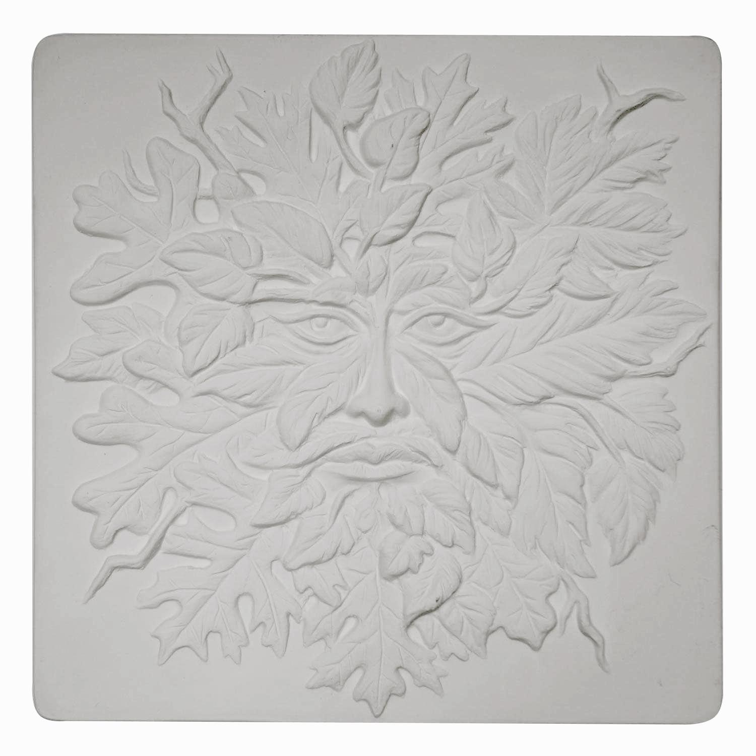 Small Greenman Texture Mold