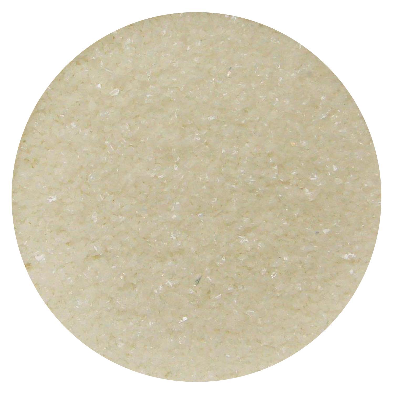 8.5 Oz Vanilla Cream Opal Fine Frit - 96 COE