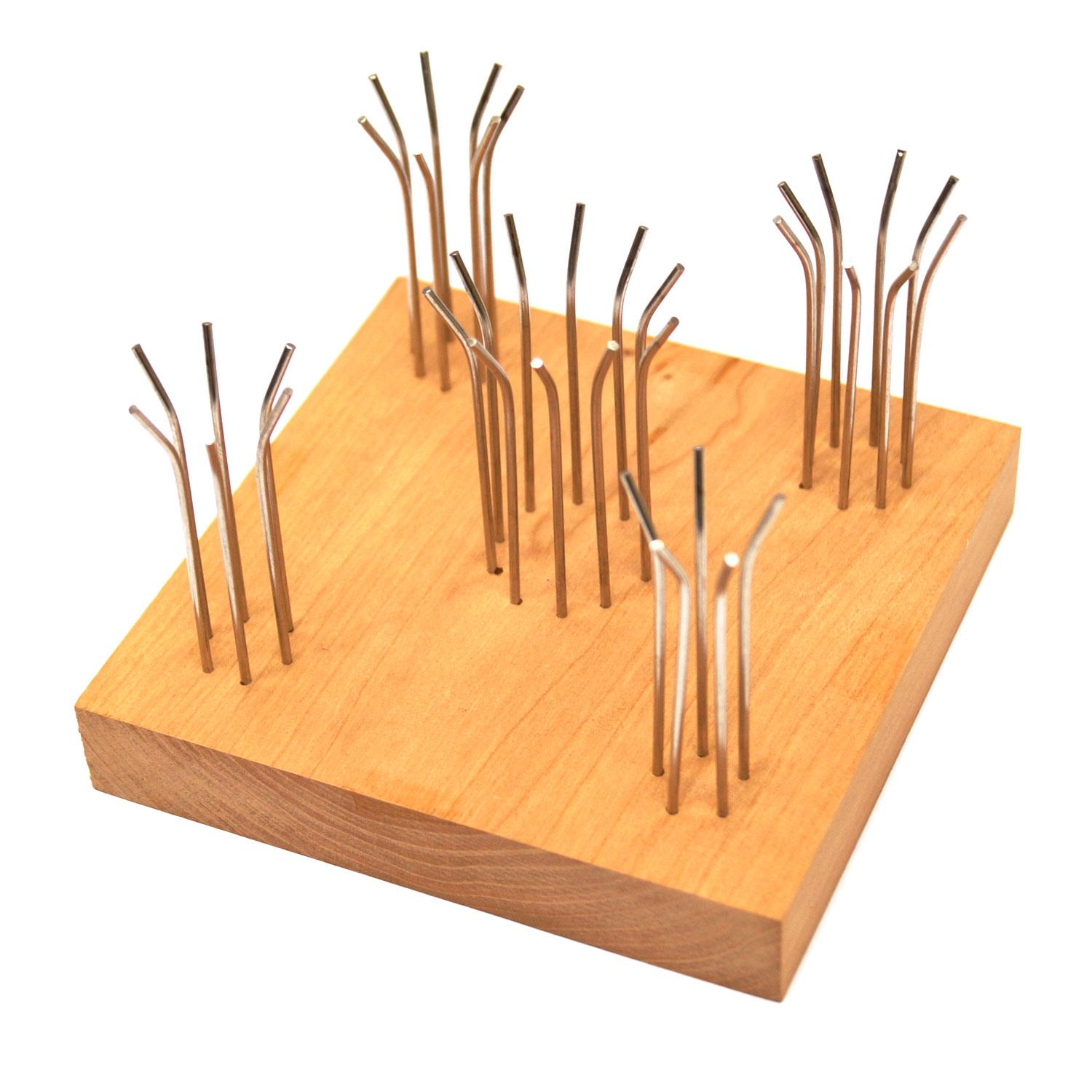 5-in-1 Optic Mold with Wooden Base
