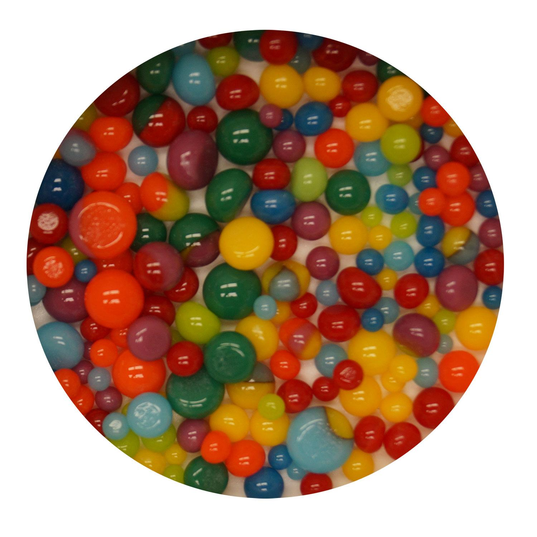 Rainbow Frit Ball Assortment - 90 COE