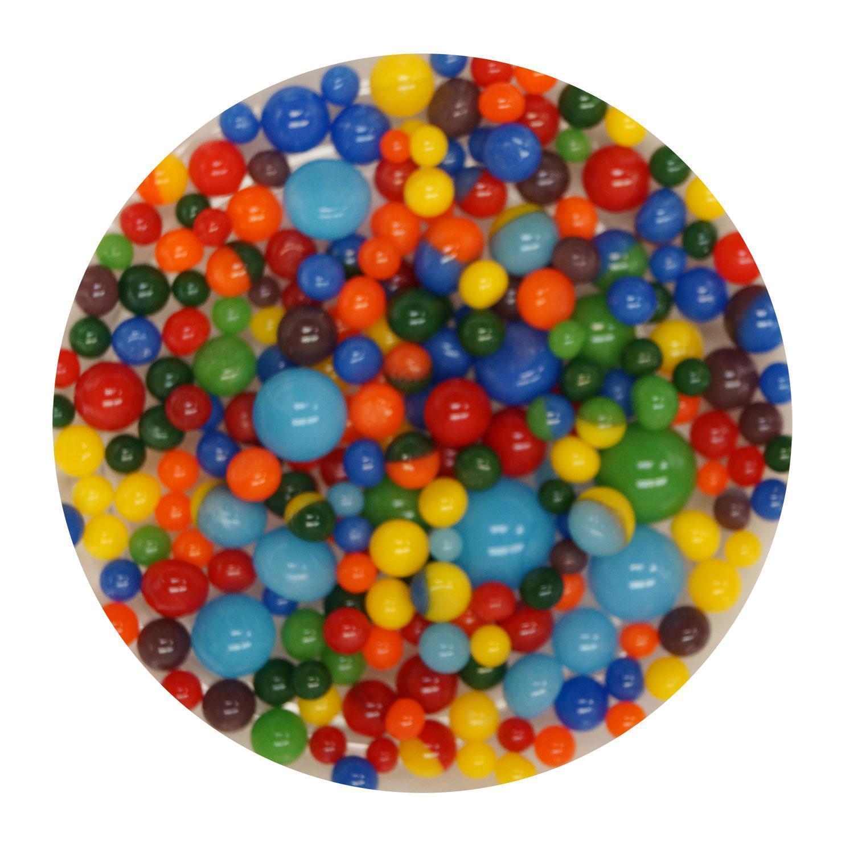 Rainbow Frit Ball Assortment - 96 COE