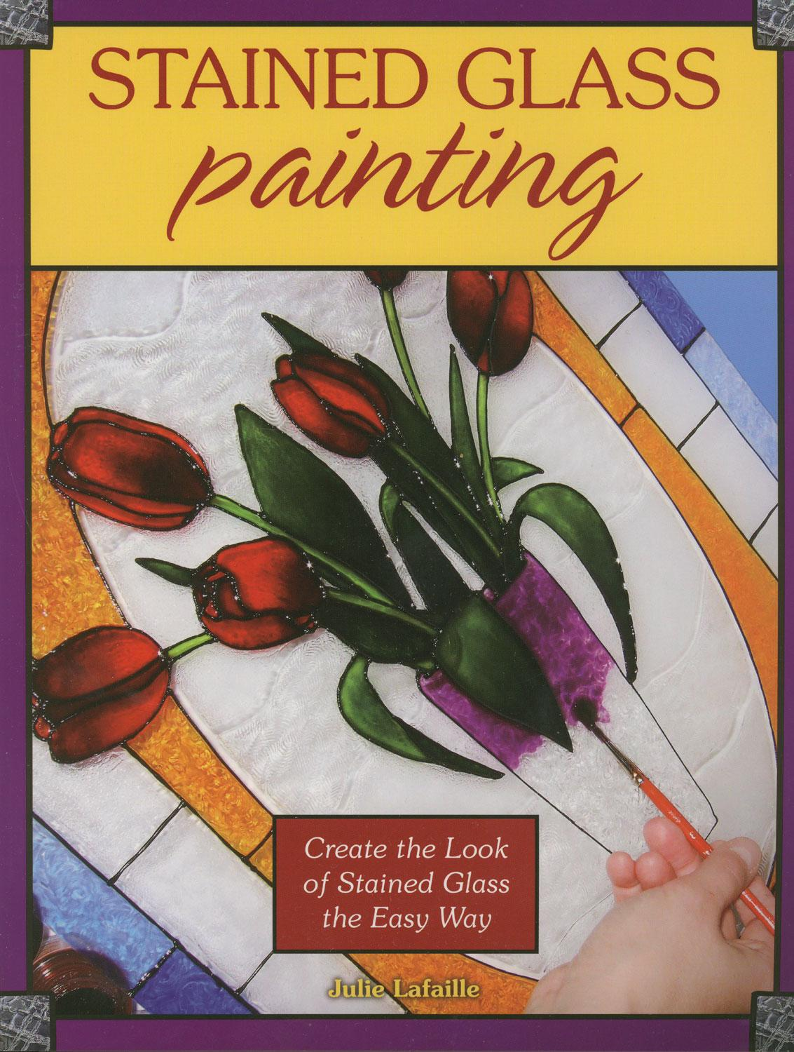 Stained Glass Painting Book
