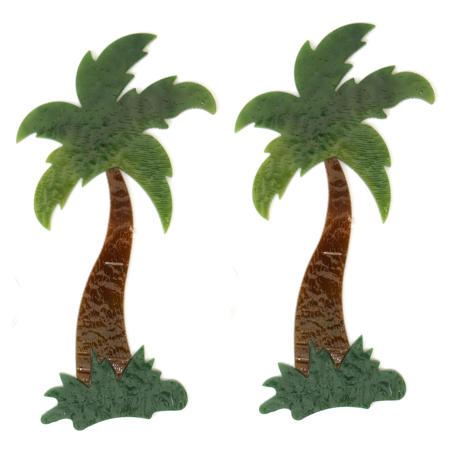 Palm Tree Fusible Pre-Cut 2 Pack - 90 COE