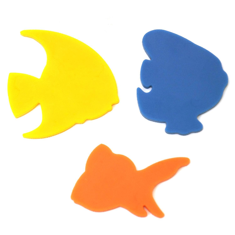 Tropical Fish Fusible Pre-Cut Assortment 3 Pack - 90 COE
