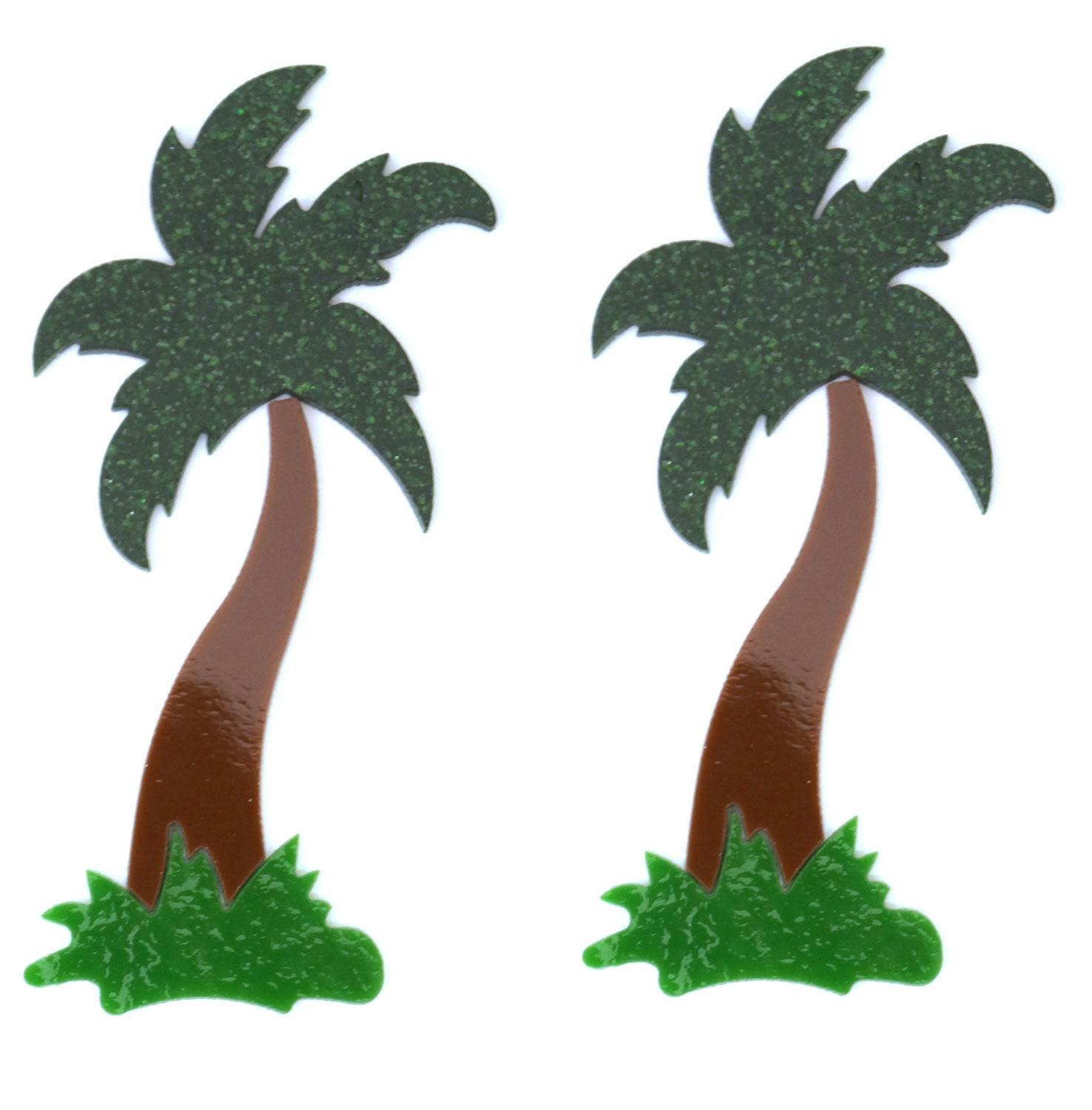 Palm Tree Fusible Pre-Cut 2 Pack - 96 COE