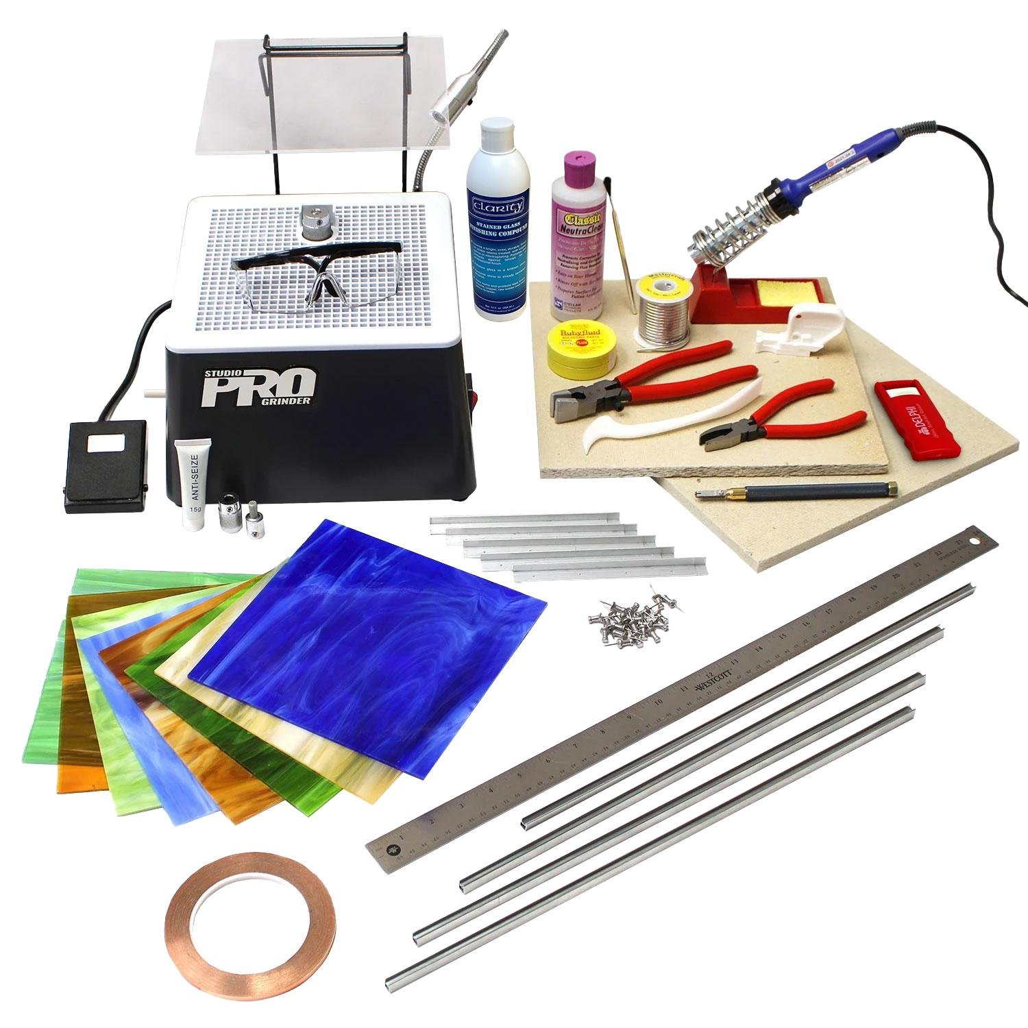 Ultimate Stained Glass Start-up Kit