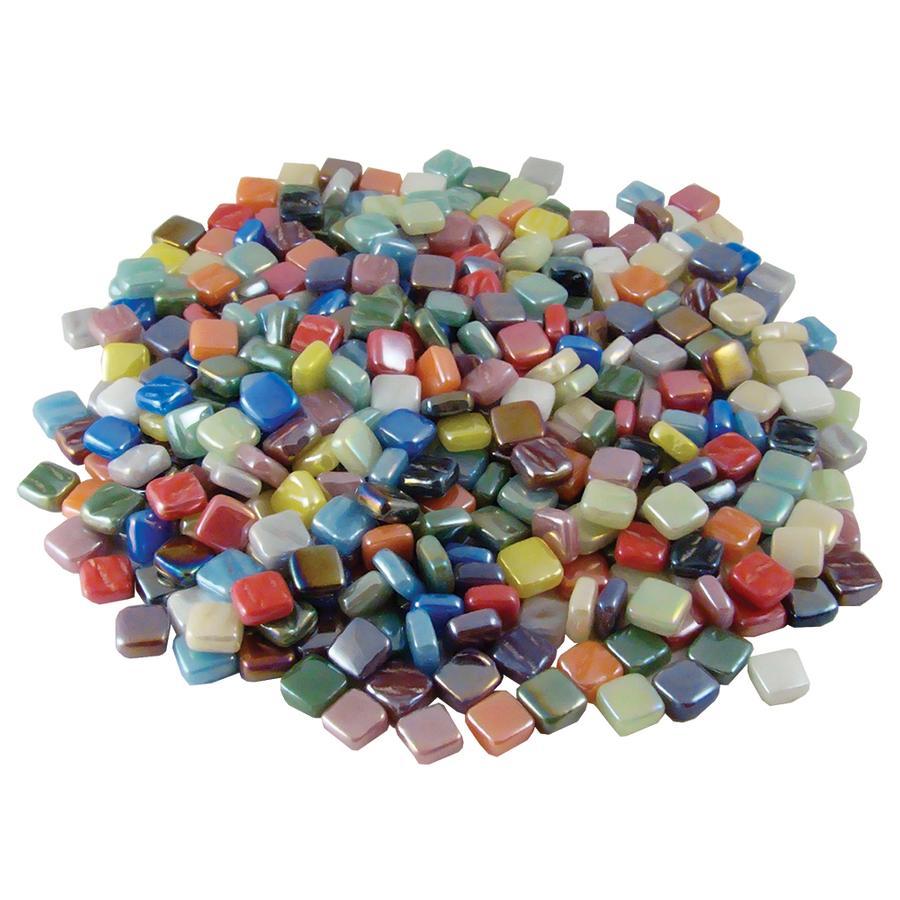 iridized classico mini tiles glass packs delphi glass. Black Bedroom Furniture Sets. Home Design Ideas