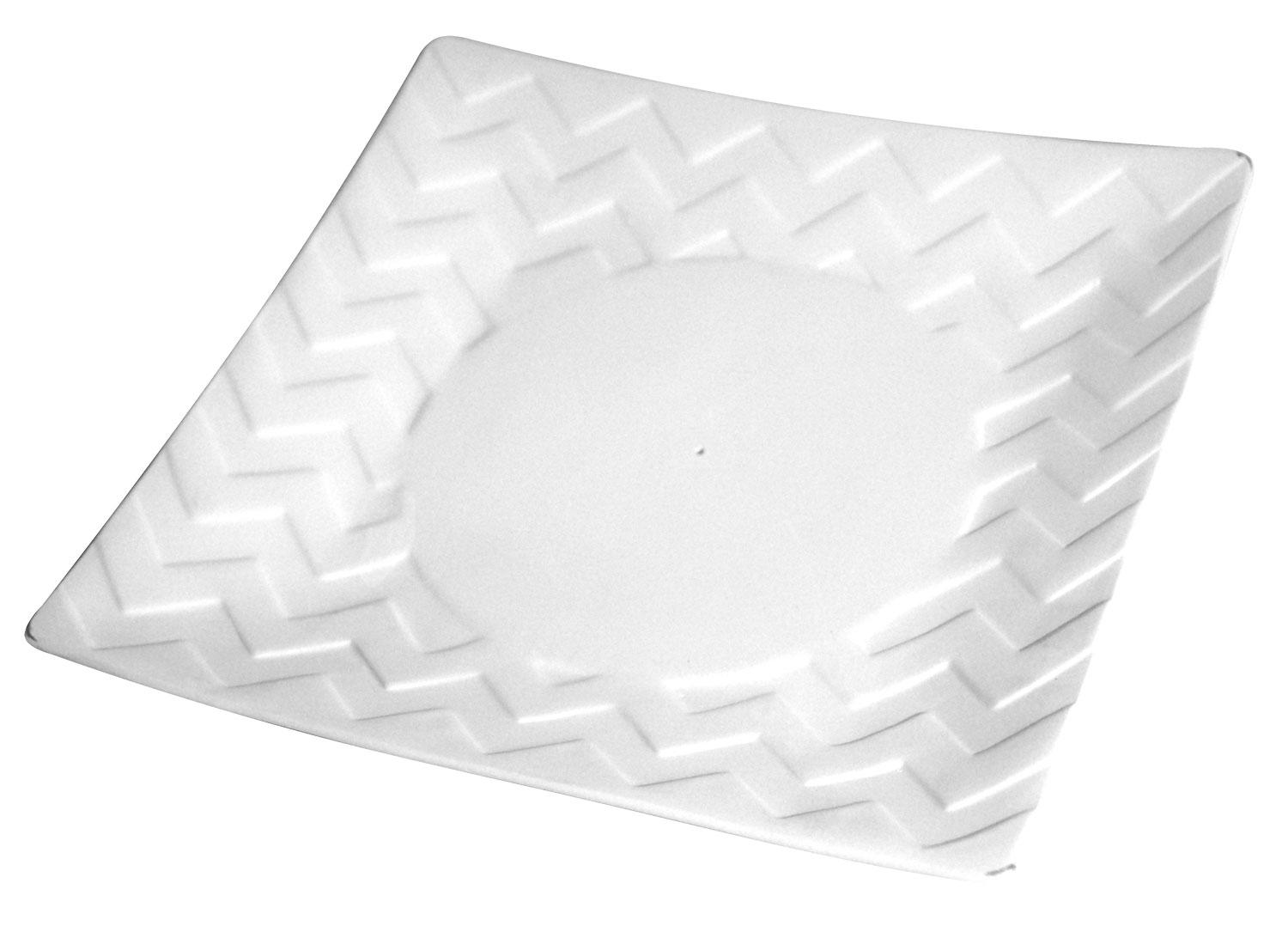 Chevron Charger Plate