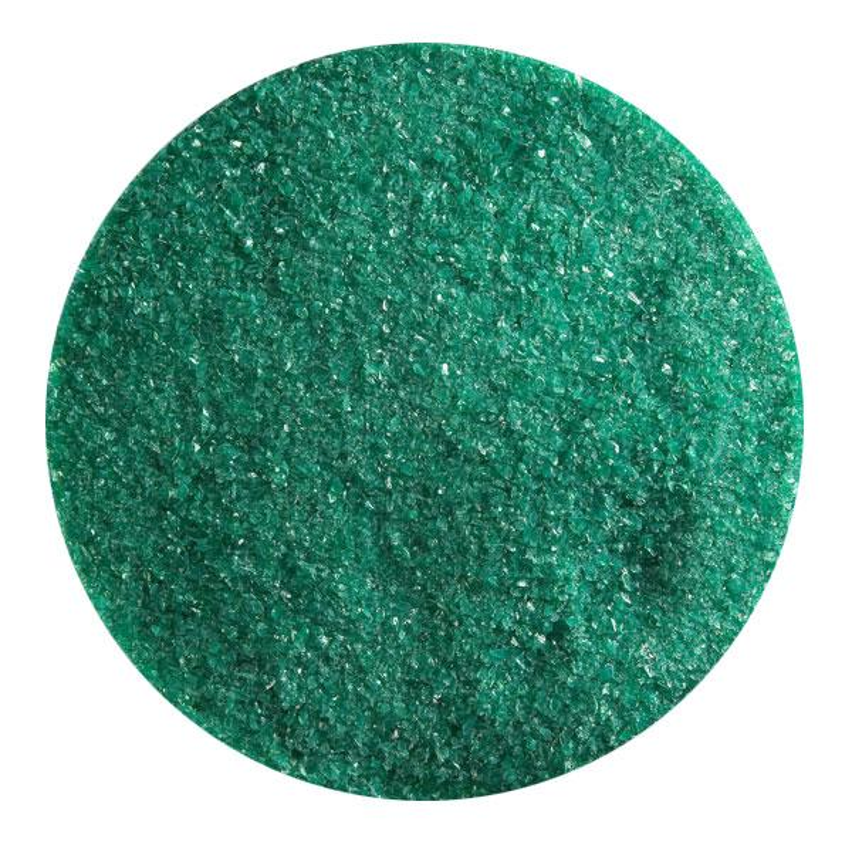 5 lb Jade Green Opal Fine Frit - 90 COE