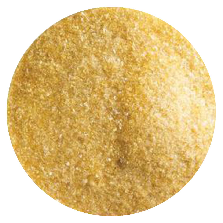 5 lb Medium Amber Transparent Fine Frit - 90 COE