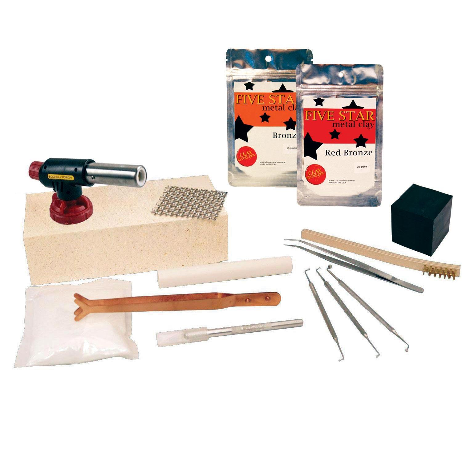 Five Star Clay Deluxe Starter Kit