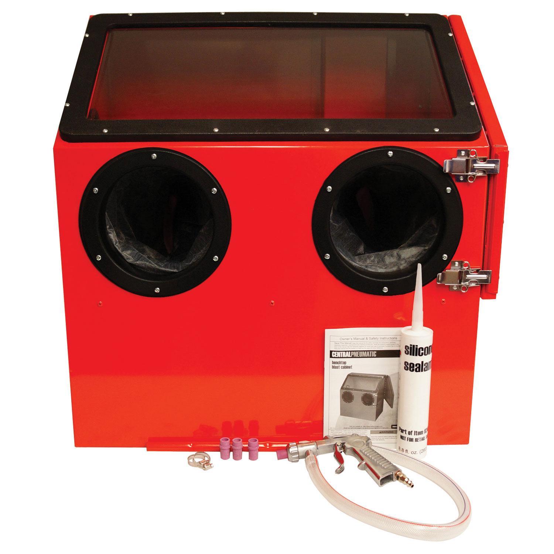 prod sand product scv cabinet system automatic pressure videos kufra blast