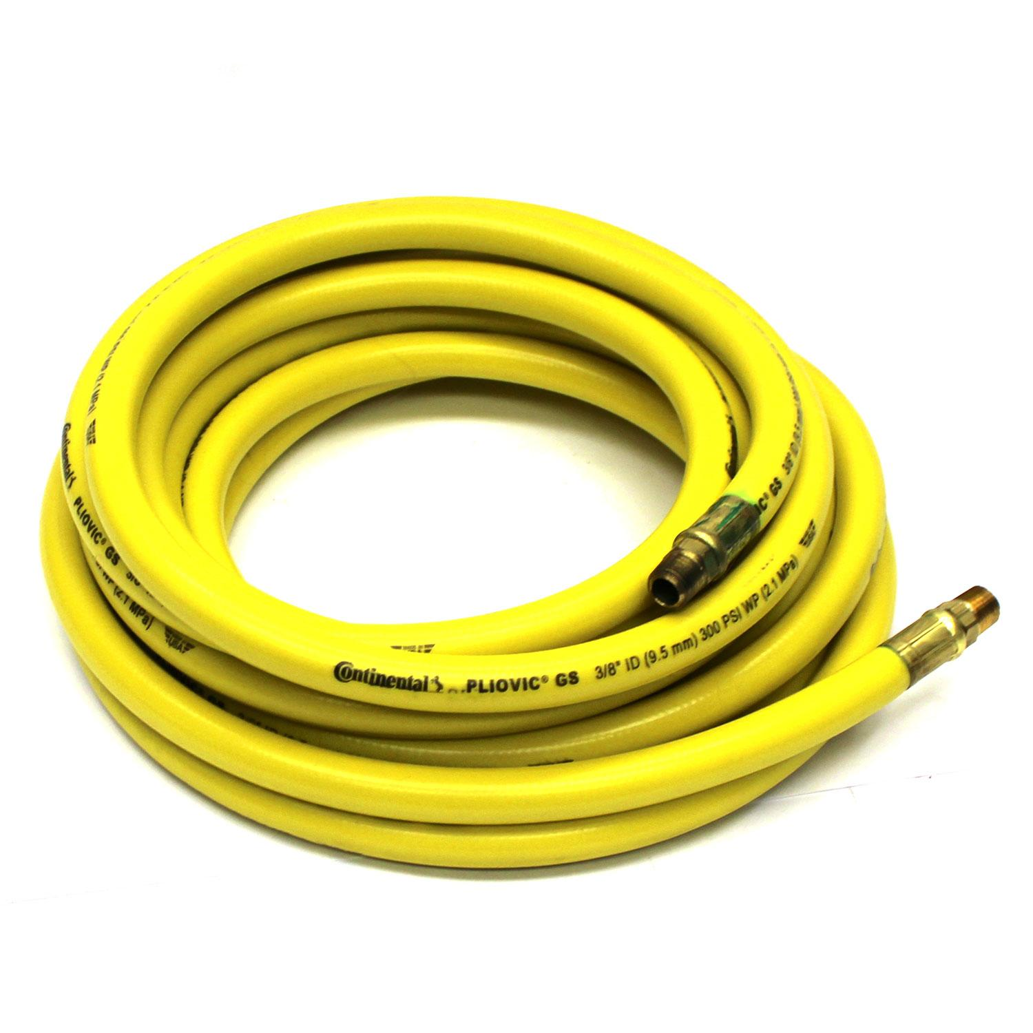 3/8 PVC/Rubber Hybrid Air Hose - 25 Feet