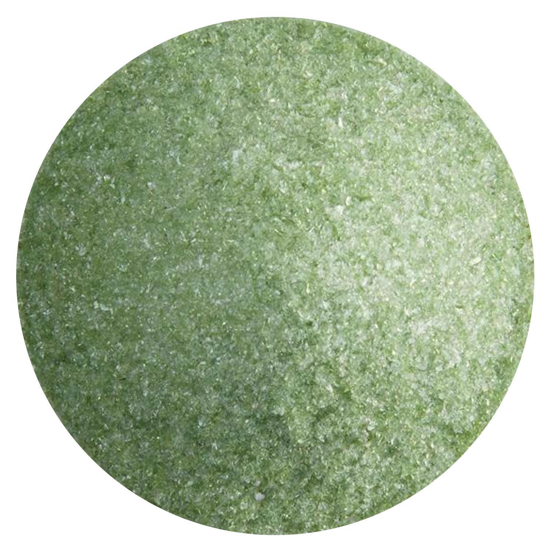 1 lb Fern Green Transparent Striker Fine Frit - 90 COE