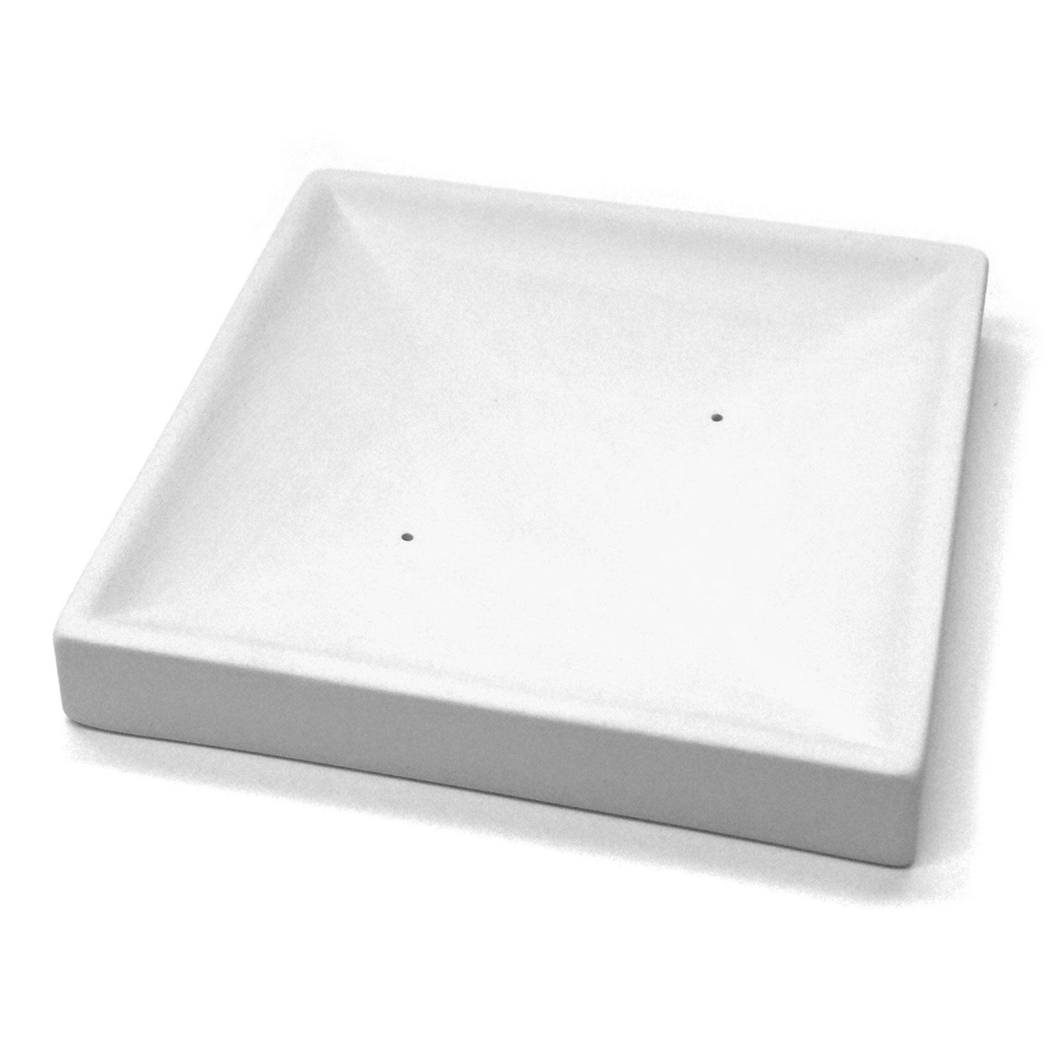 5-1/2 x 5-1/2 x 7/8 Square Small Nesting Plate Mold