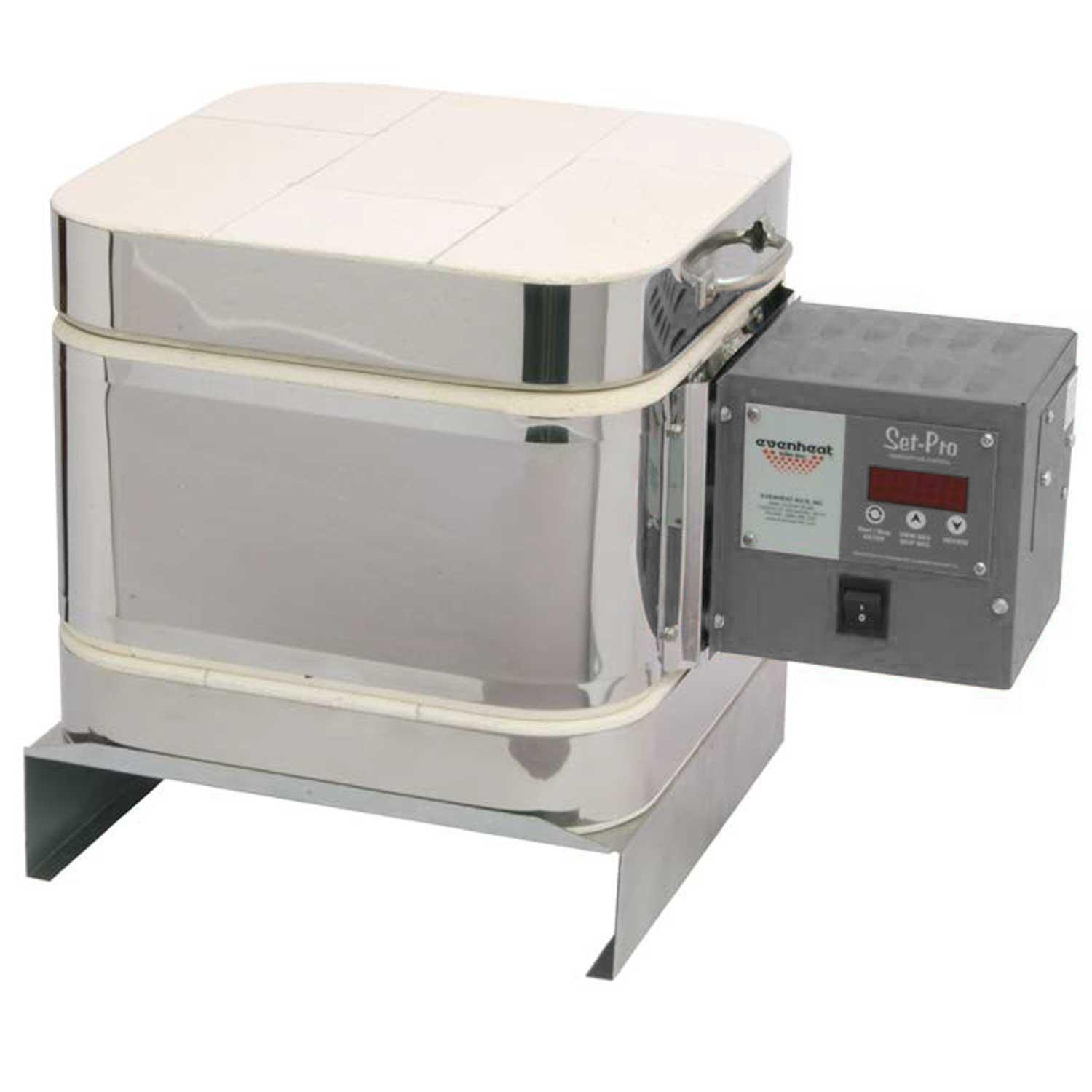 V8 Multi-Purpose And Vitrigraph Kiln With Set-Pro