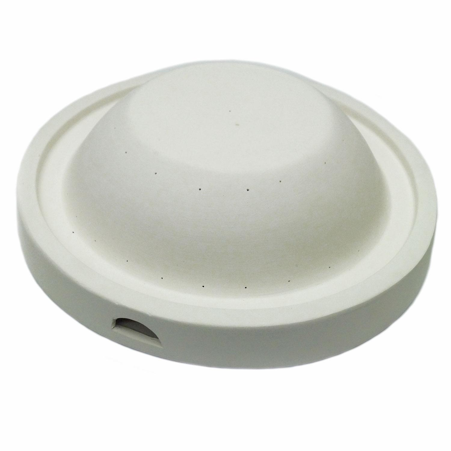 10 Rimmed Round Bowl Mold