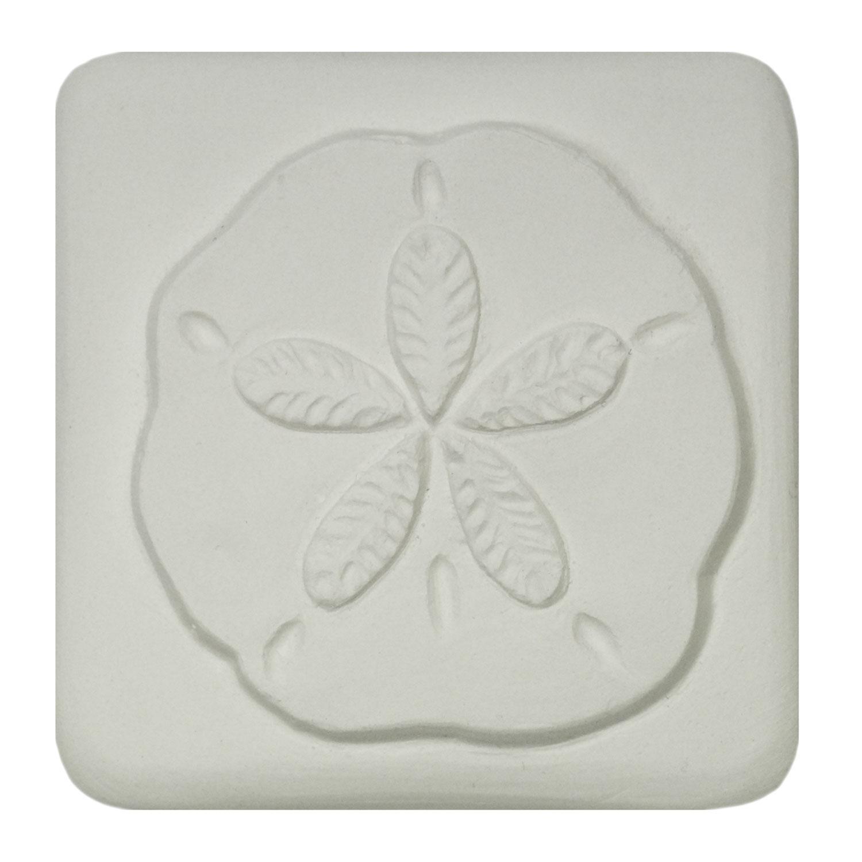 Delphi Studio Sand Dollar Impression Tile