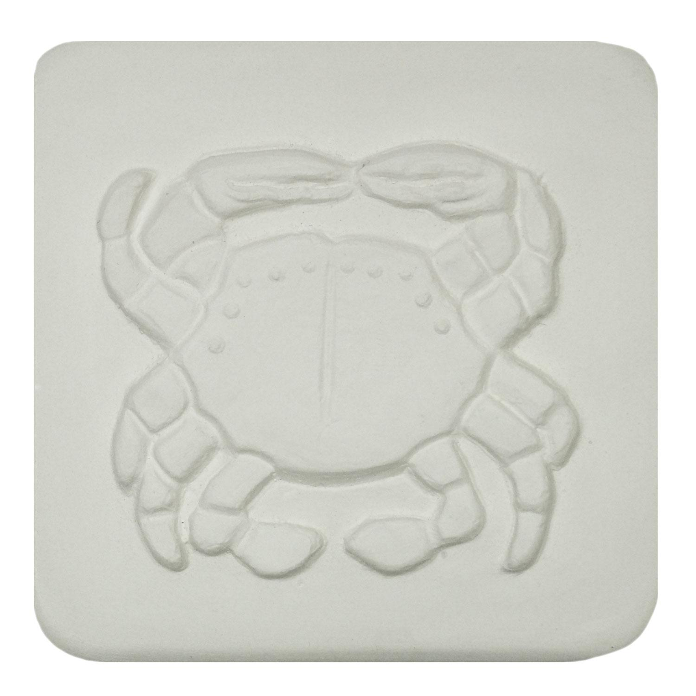 Delphi Studio Crab Impression Mold Tile