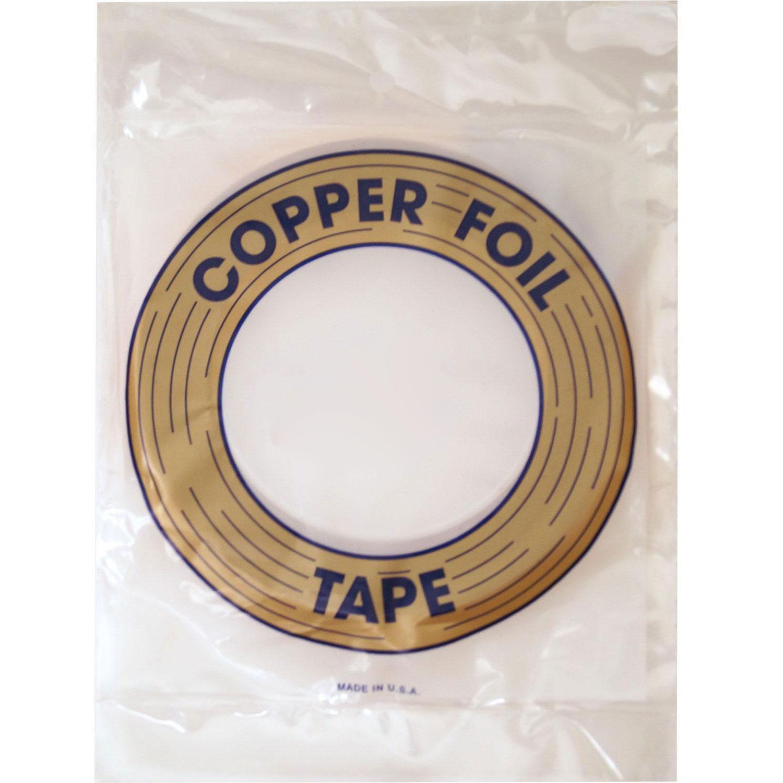 1/4 Edco Copper Foil - 1.0 Mil