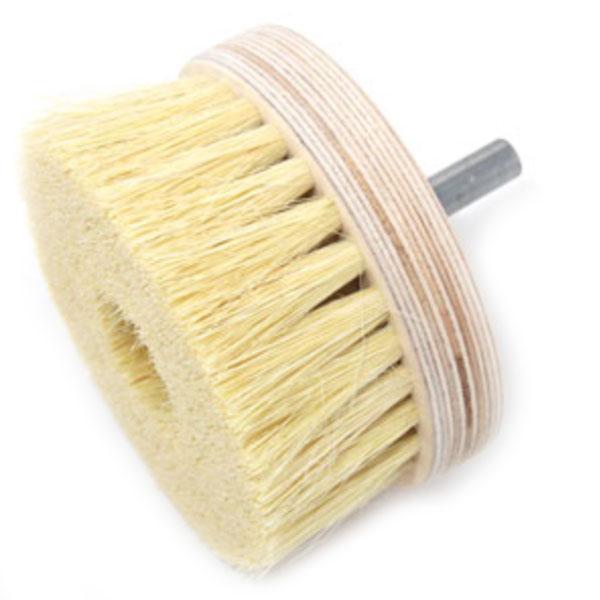 Drill Mount Polishing Brush