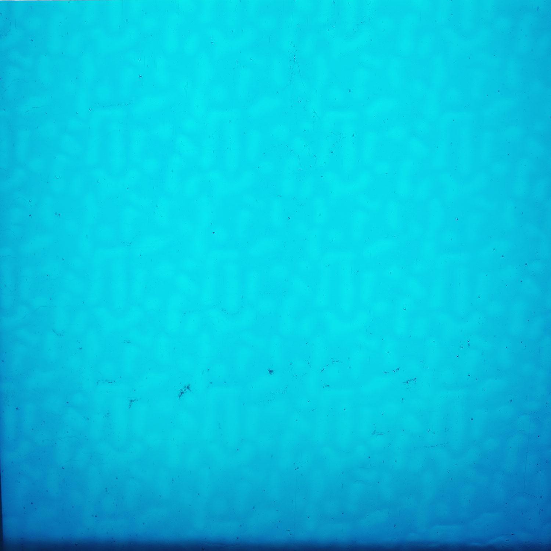 Kokomo Turquoise Blue Green Transparent Flemish