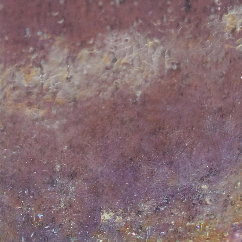 Kokomo Light Purple Light Seedy Transparent Iridized