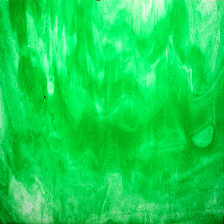 Kokomo Christmas Green And Clear Transparent Streaky