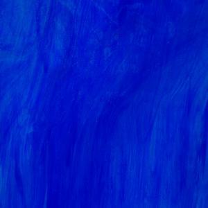 9 x 15 Wissmach Mystic Light Blue With Dark Blue And White
