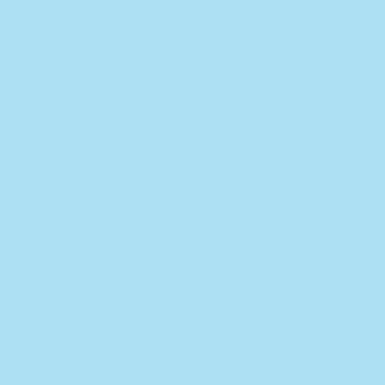 Oceanside Aqua Blue Hand-Rolled Transparent Thin - 96 COE