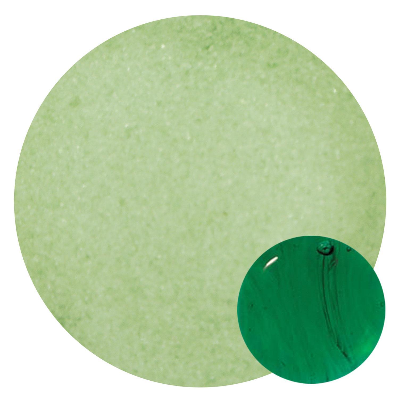 4 oz Transparent Green Fine Frit - 33 COE