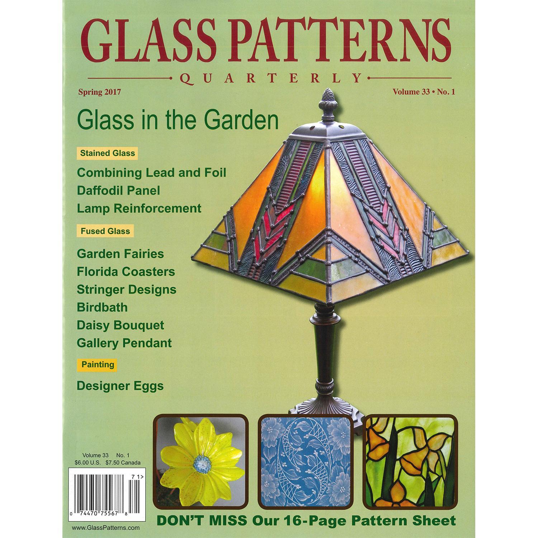 glass patterns quarterly spring 2017 | instructional reference delphi