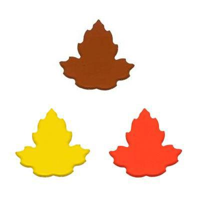 Mini Maple Leaf Fusible Pre-Cut Assortment 3 Pack - 96 COE