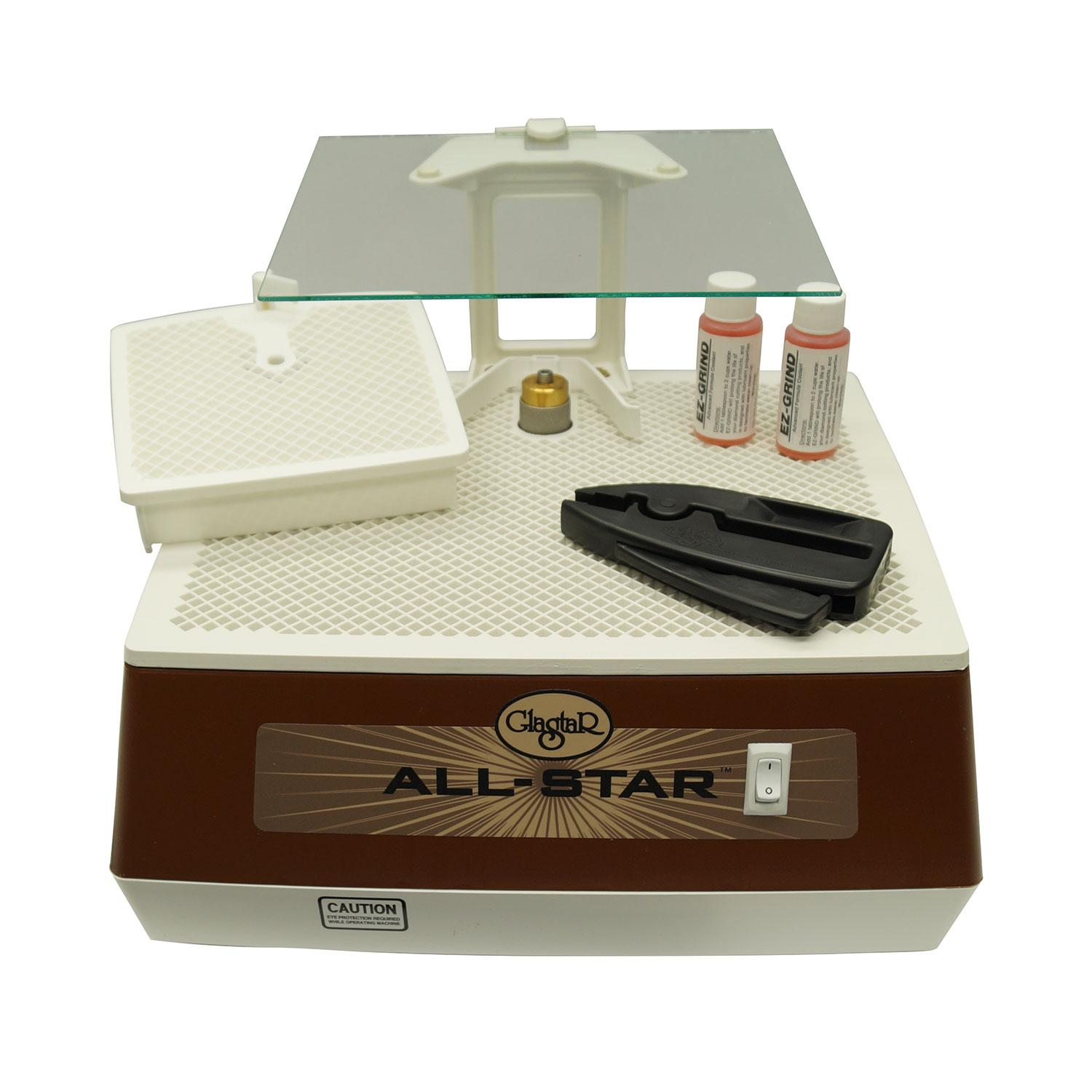 Glastar All Star G8 Grinder With Freebies