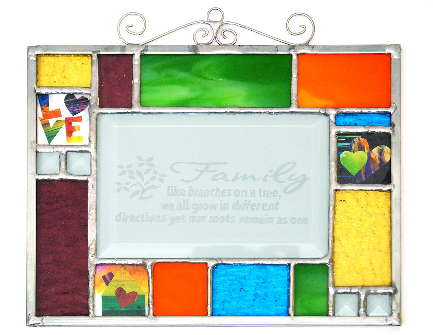 Free Patchwork Border Engraved Bevel Project Guide