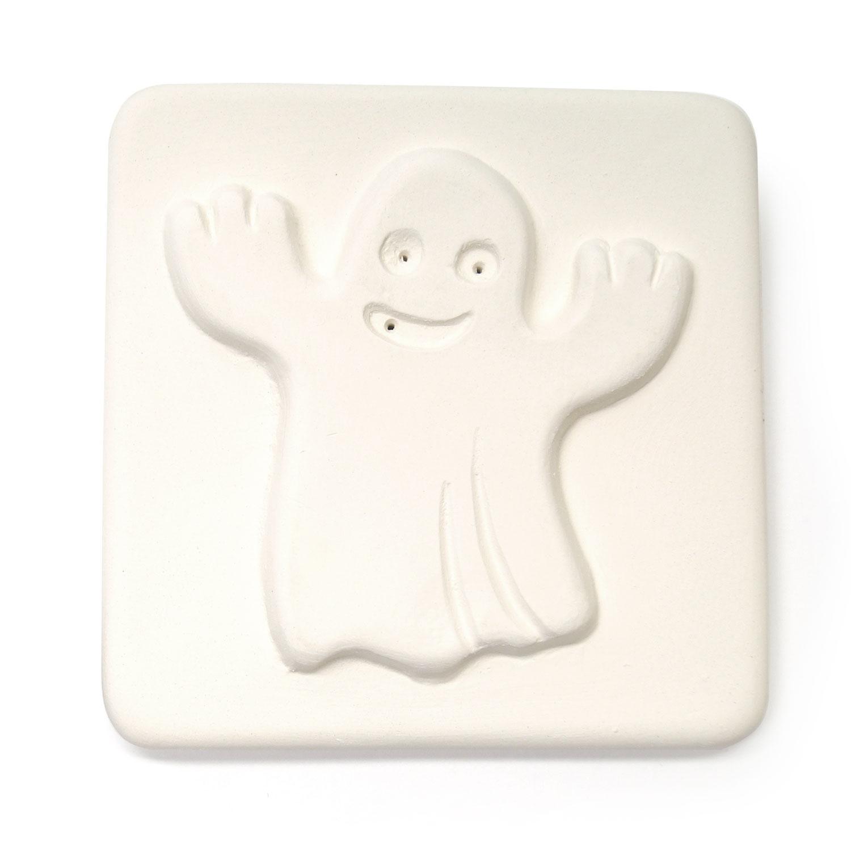 Delphi Studio Ghost Imprint Tile
