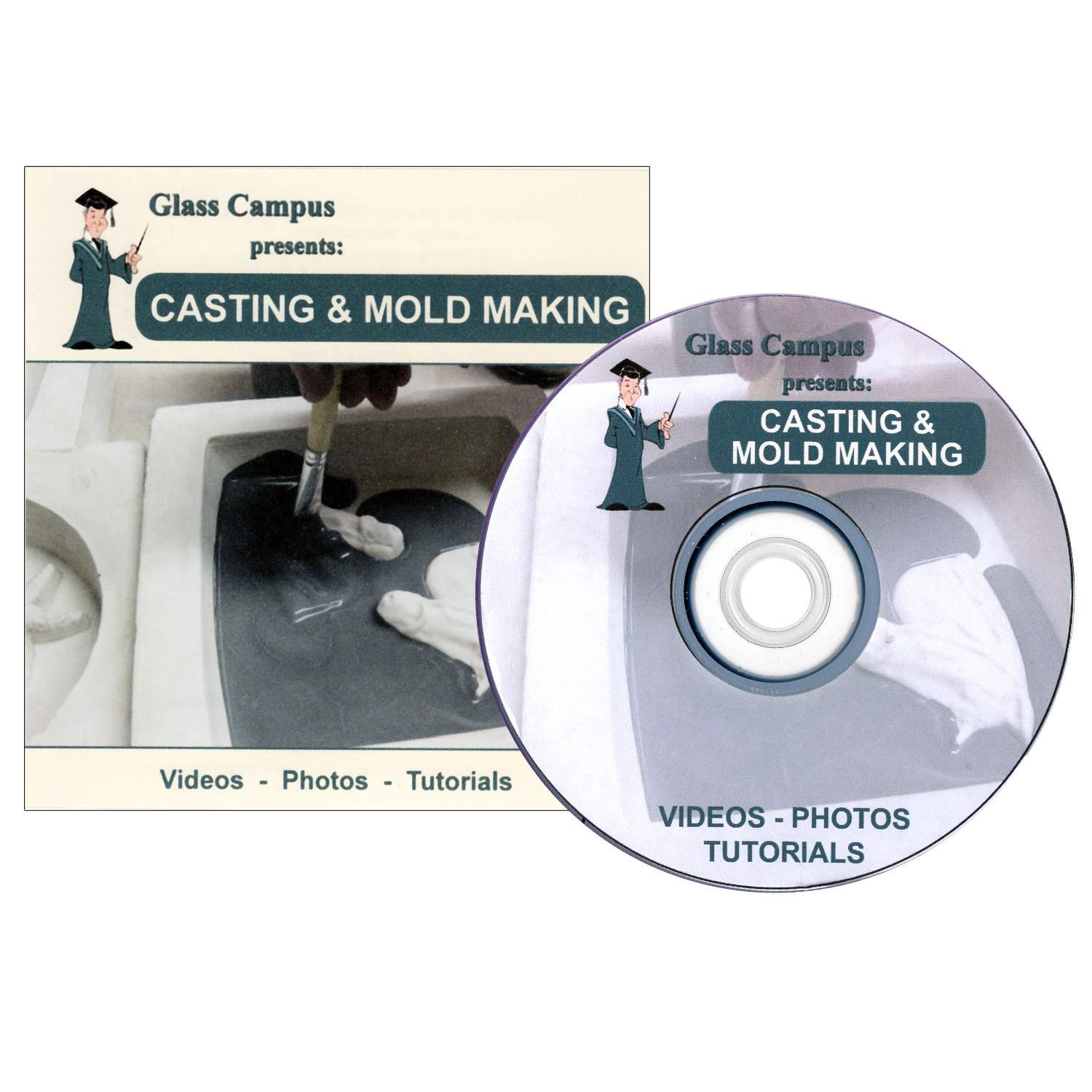 Casting & Mold Making DVD-ROM