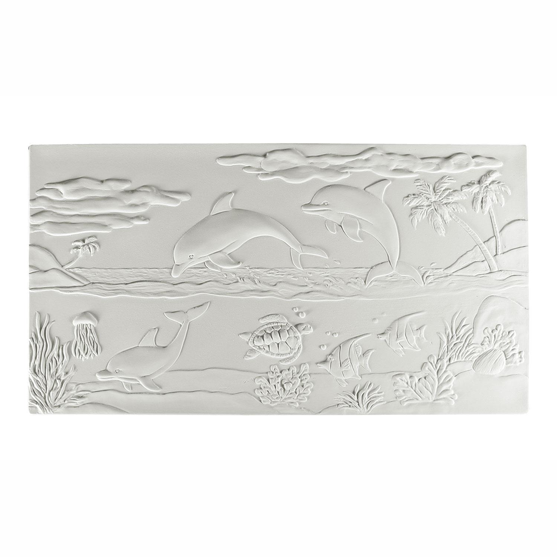 Dolphin Seascape Texture Mold