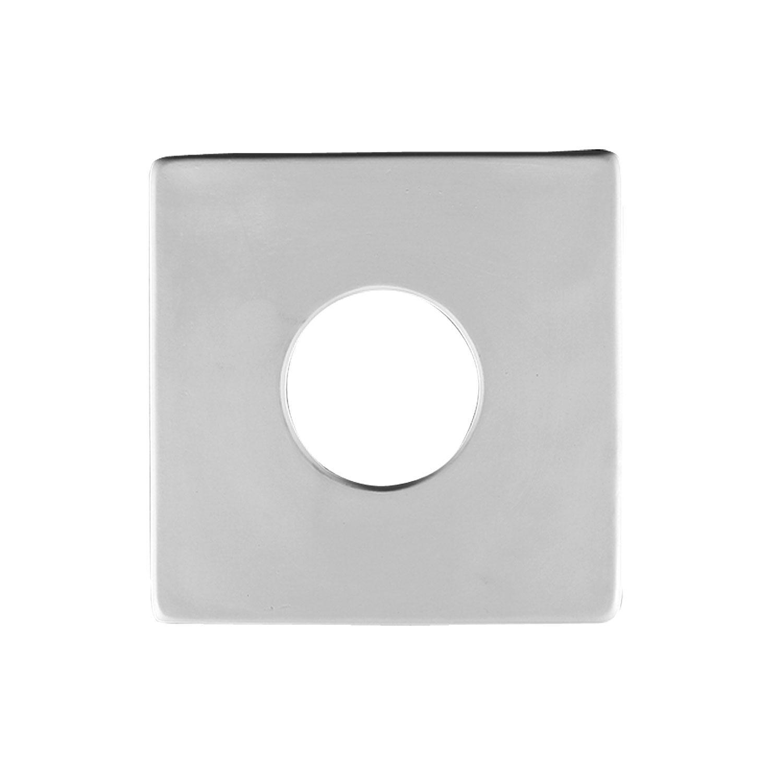 6 Square-Circle Drop Tile Mold