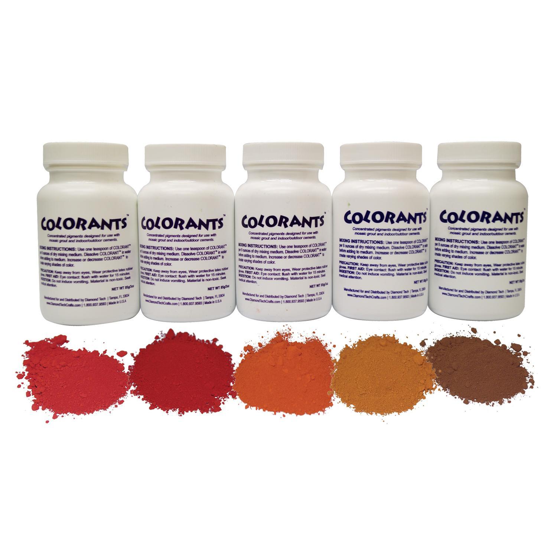 Brick Colorant Assortment - 5 Pack