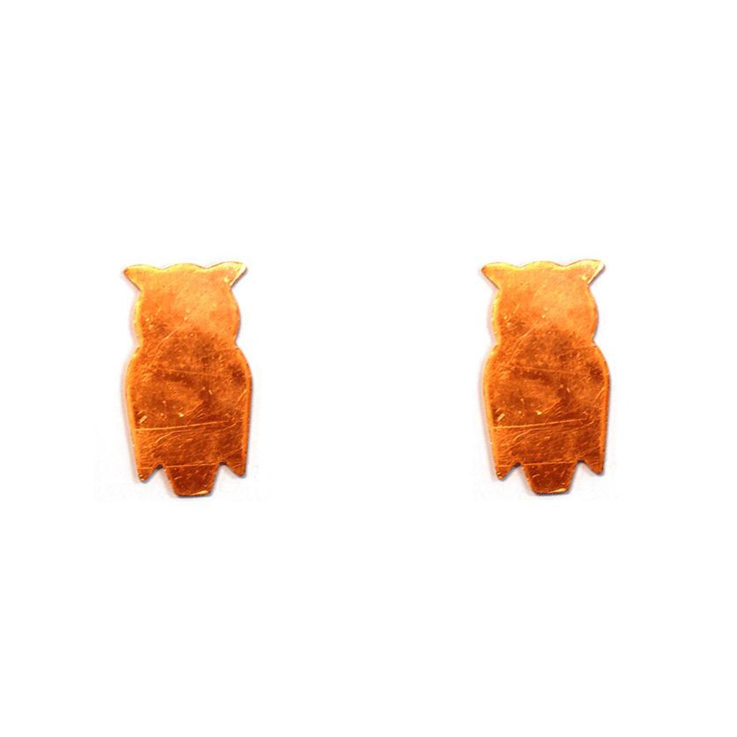 Owl Copper Shape - 2 Pack