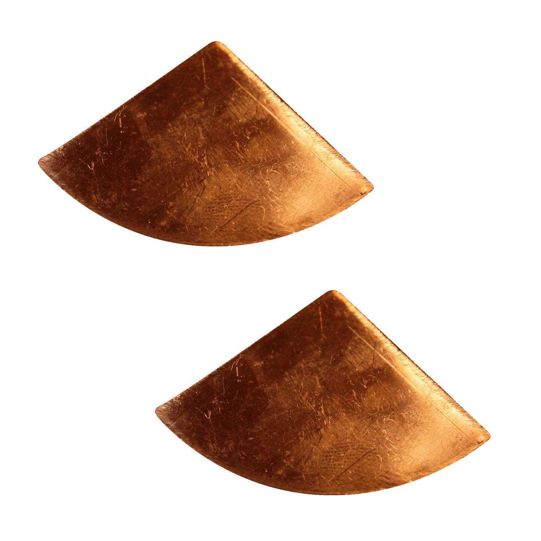 Fan Copper Shape - 2 Pack