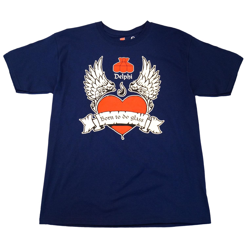 Born To Do Glass T-Shirt XL