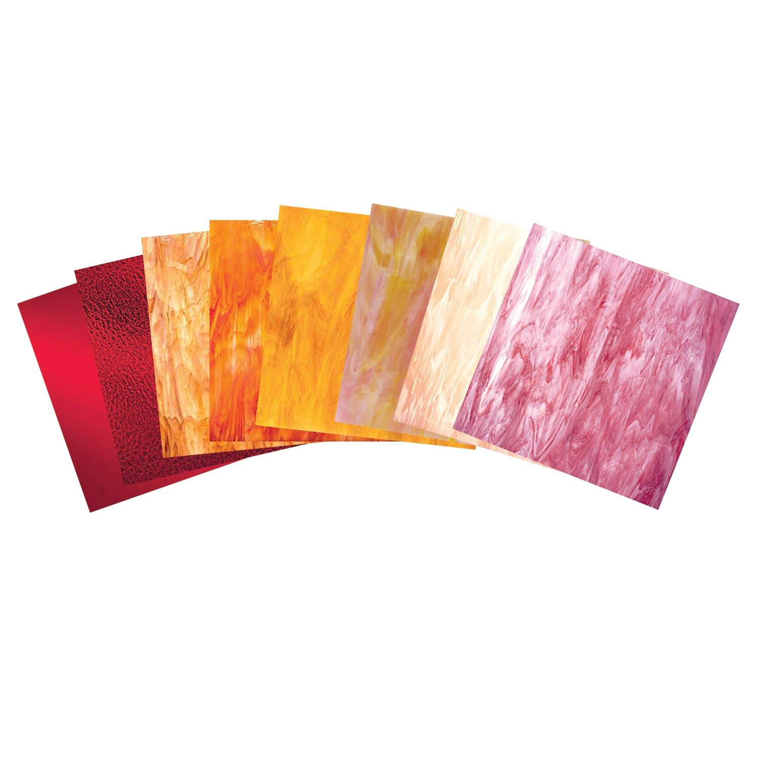 Spectrum Warms Glass Pack
