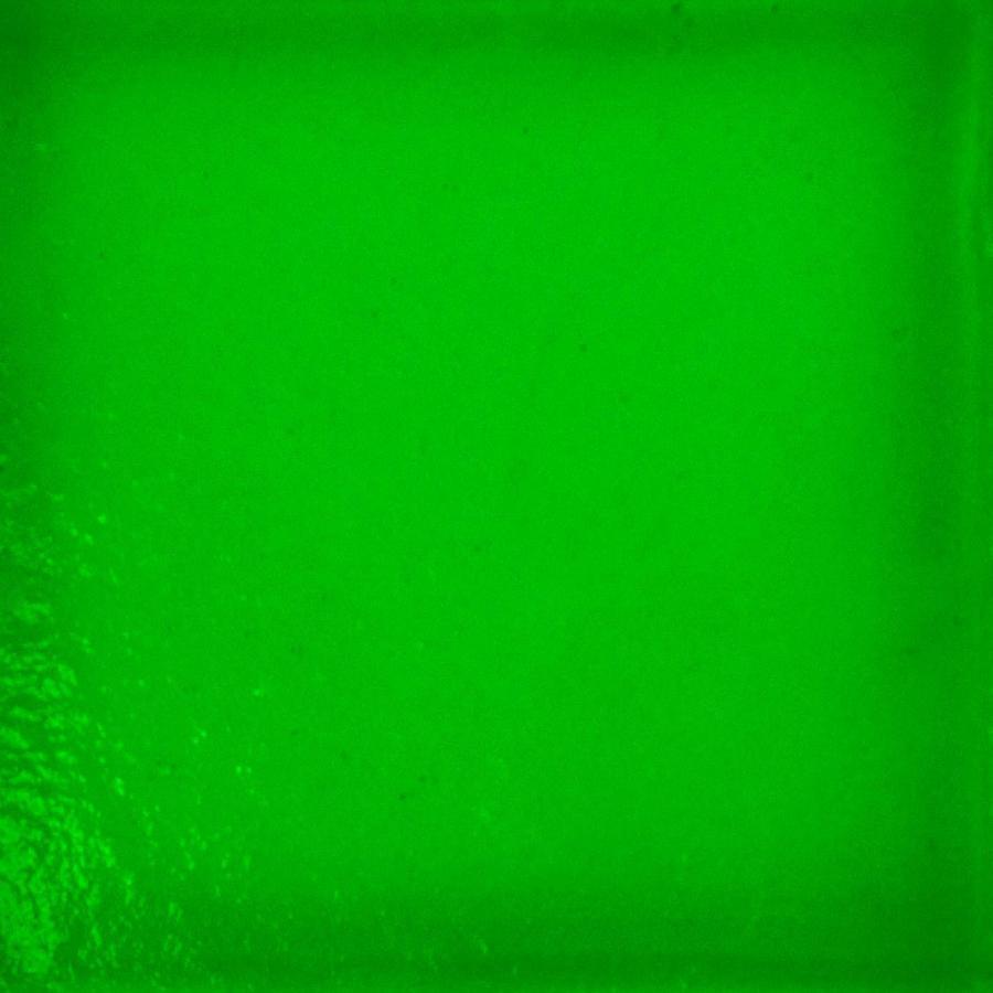 11 x 11 Y-96 Shamrock Green Transparent - 96 COE