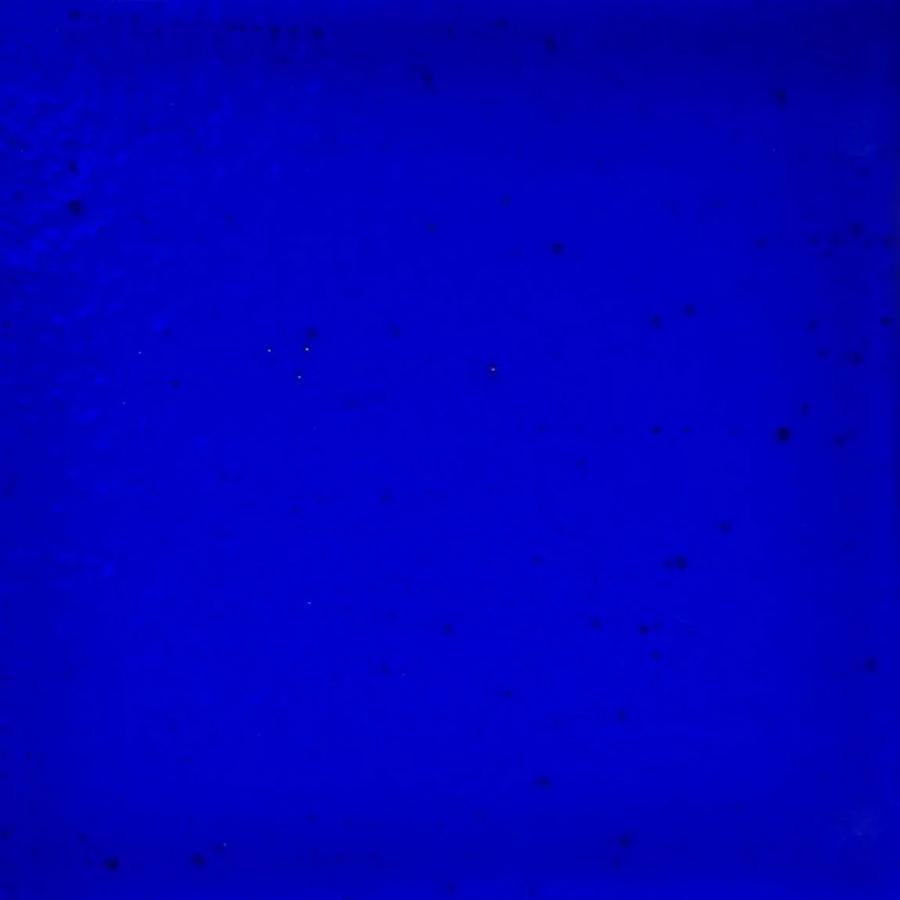 18 x 24 Y-96 Cobalt Blue Transparent - 96 COE