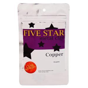 Five Star Copper Clay - 50 Grams